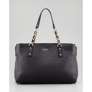 KATE SPADE cobble hill andee tote bag